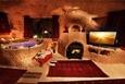 מערת  אלאדין 1 גקוזי ומיטה זוגית גדולה
