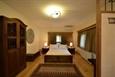 חדר שינה בצימר המשפחתי