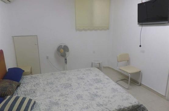חדר השינה של הצימר