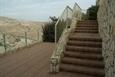 מדרגות בכניסה לצימר