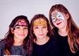 איפור אומנותי, ציורי פנים כמו שילדים אוהבים