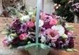 סידור פרחים לחג מעלה אדומים