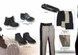 מכנסיים ונעלי עבודה