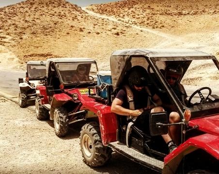טיולי גיפים במדבר יהודה