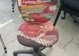כסאות במעלה אדומים