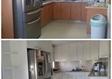 צביעת דלתות מטבח במעלה אדומים
