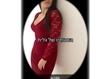 שמלת ערב במעלה אדומים