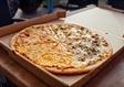 פיצה אפל מעלה אדומים