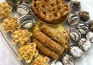 עוגיות מרוקאיות במעלה אדומים