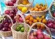 פירות במעלה אדומים