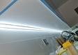 התקנת תאורת נסתרת במטבח עם דימר