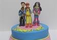 עוגת גיבורי על של תענוגה