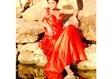 אודליה מזרחי בגדי ערב במעלה אדומים