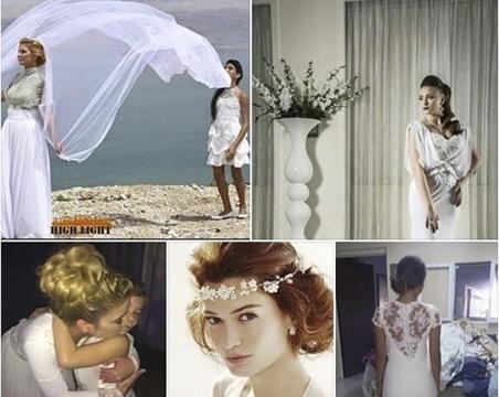 מעצבת אופנה אודליה מזרחי